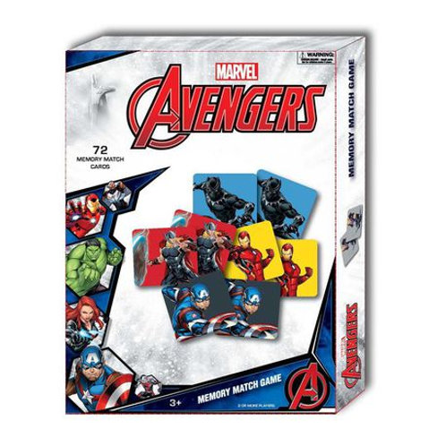 Marvel Avengers Memory Match