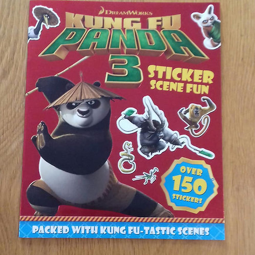 Kung Fu Panda | Sticker Fun