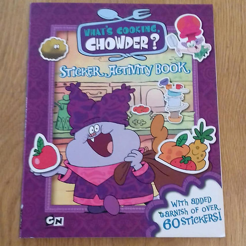 What's Cooking Chowder