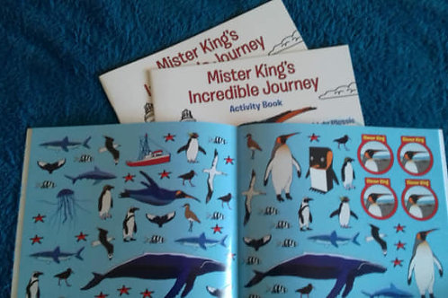 Mister King's Incredible Journey