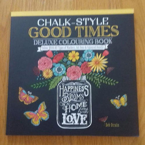 Chalk-Style | Good Times
