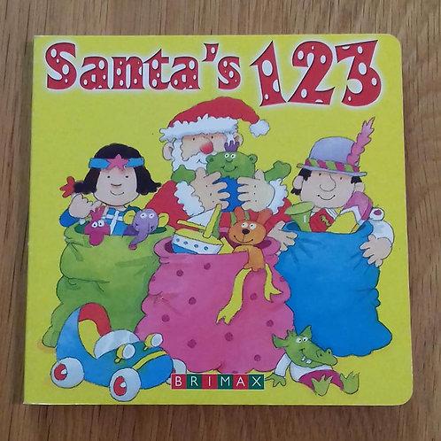Santa's 123