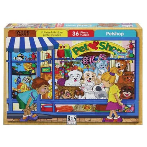 Pet Shop | 36 Piece