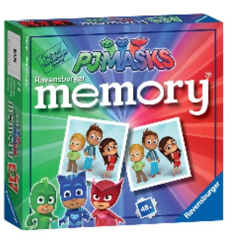 PJ Masks Memory Game