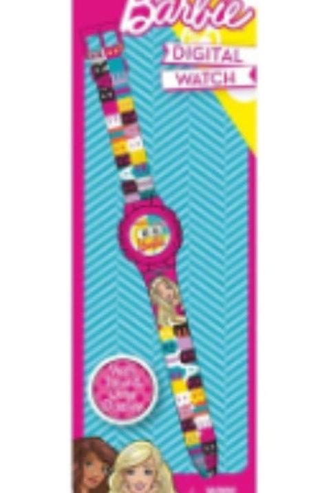 Barbie Digital Watch