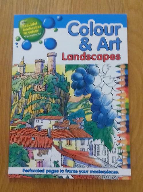 Colour & Art | Landscapes