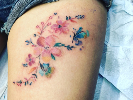 What to expect during your first tattoo