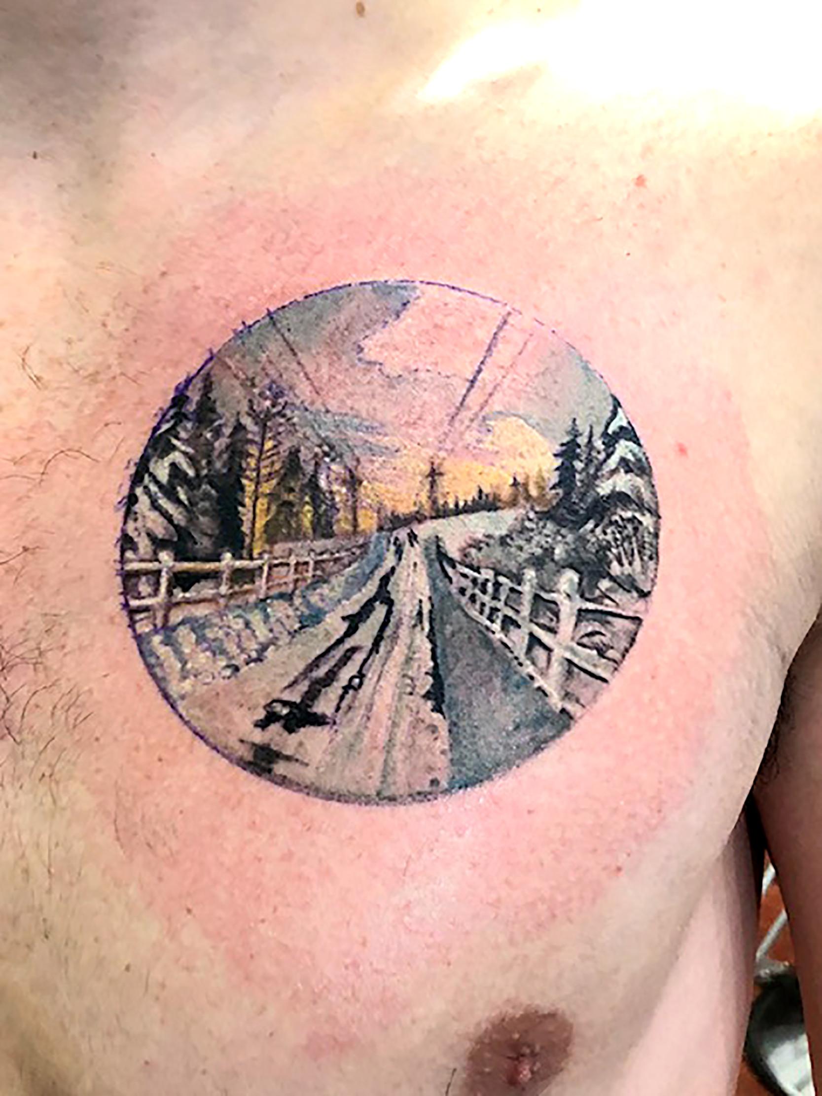 3 hr Tattoo Session