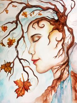 Autumn, with watermark
