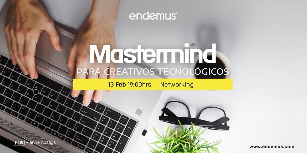 MasterMind para Creativos Tecnológicos