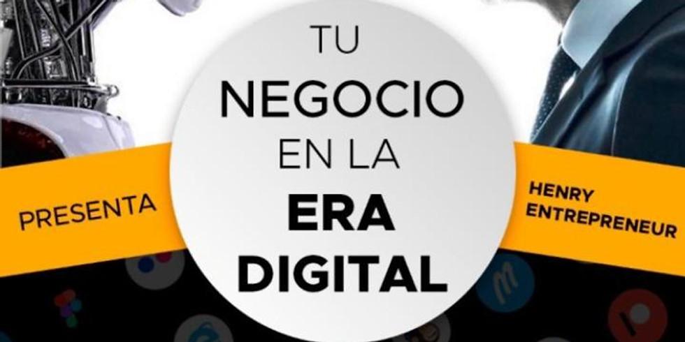 Tu Negocio en la Era Digital