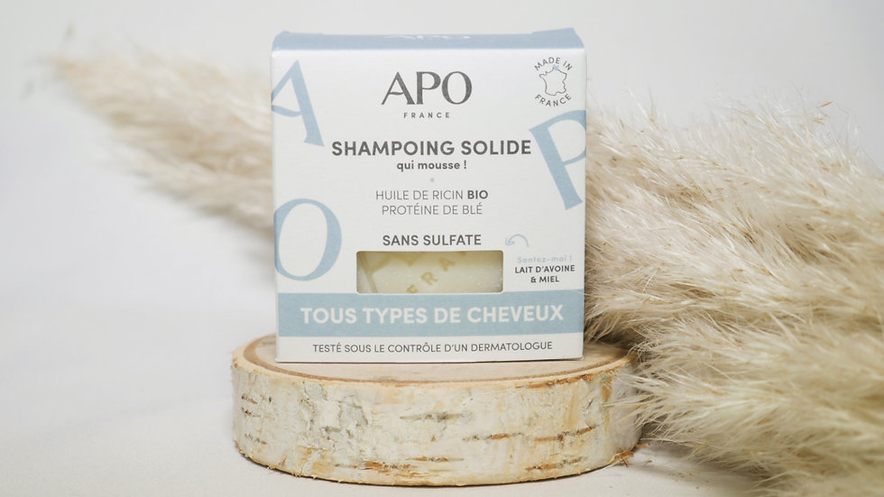 Shampoing solide - APO