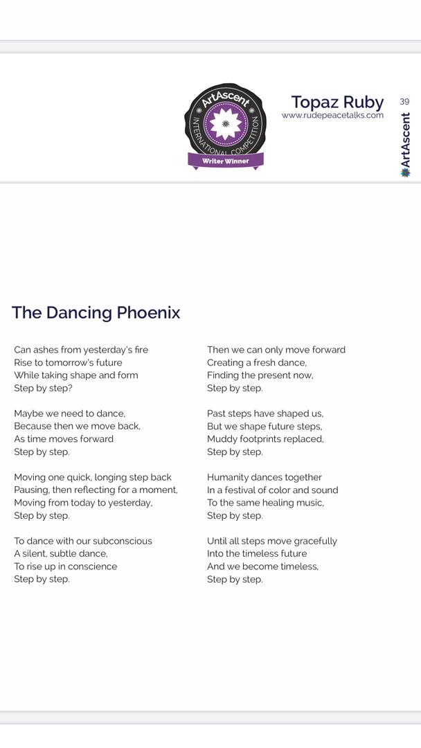 The Dancing Phoenix
