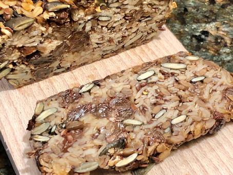 Kit's Seedy Loaf