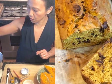 Pumpkin (Squash) Bread