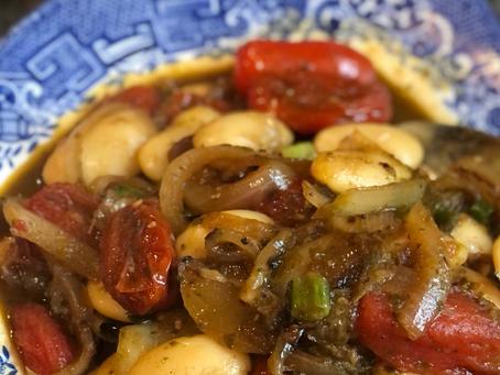Pesto Beans