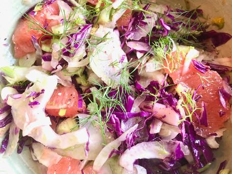 Fennel & Citrus Salad