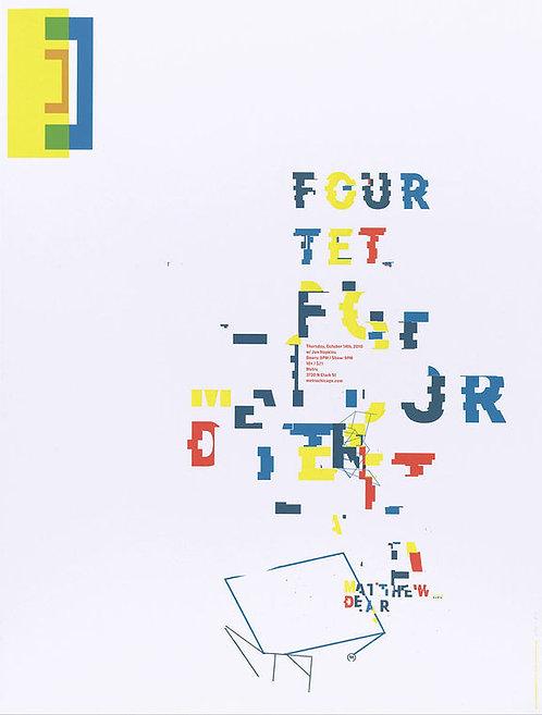 Four Tet / Matthew Dear
