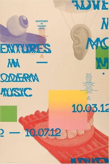 Adventures in Modern Music 2012