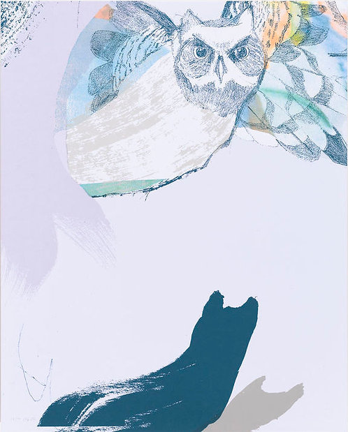 The Owl and Cat Frank