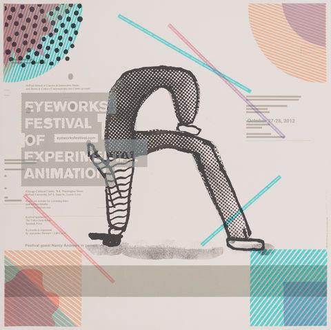 Eyeworks Festival of Experimental Animation 2012