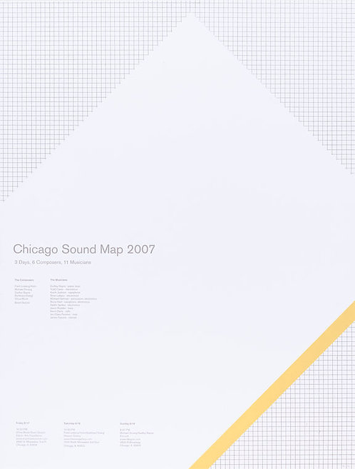 Chicago Sound Map 2007