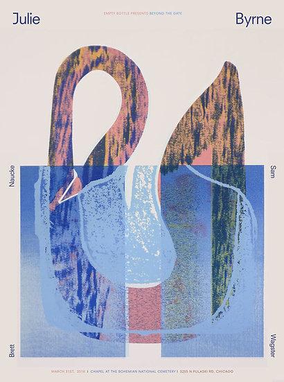 Julie Byrne Poster