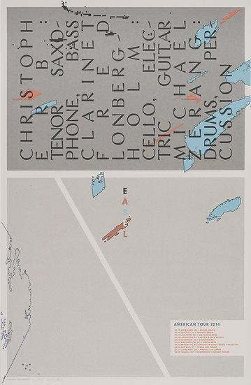 Erb / Lonberg-Holm / Zerang Tour