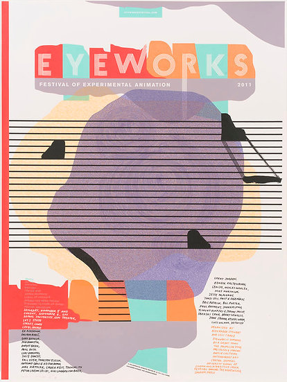 Eyeworks Festival of Experimental Animation 2011