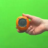Sonnenzimmer's Orange Speaker