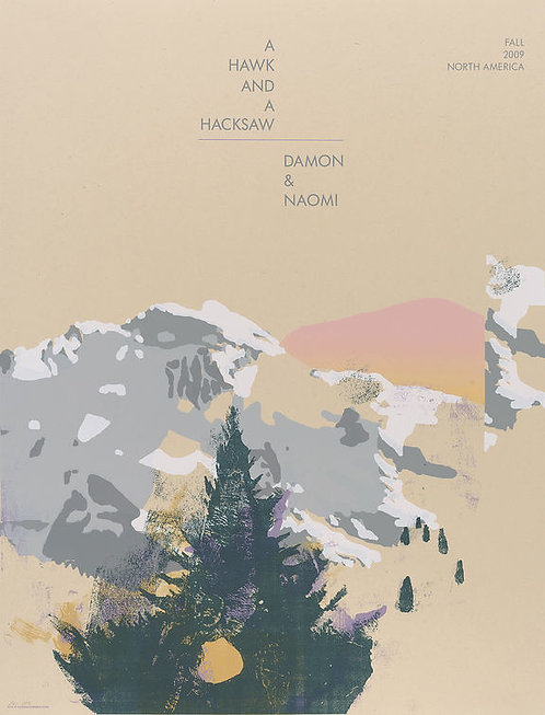 A Hawk And A Hacksaw / Damon & Naomi