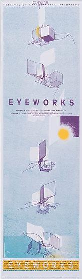 Eyeworks Festival of Experimental Animation 2013