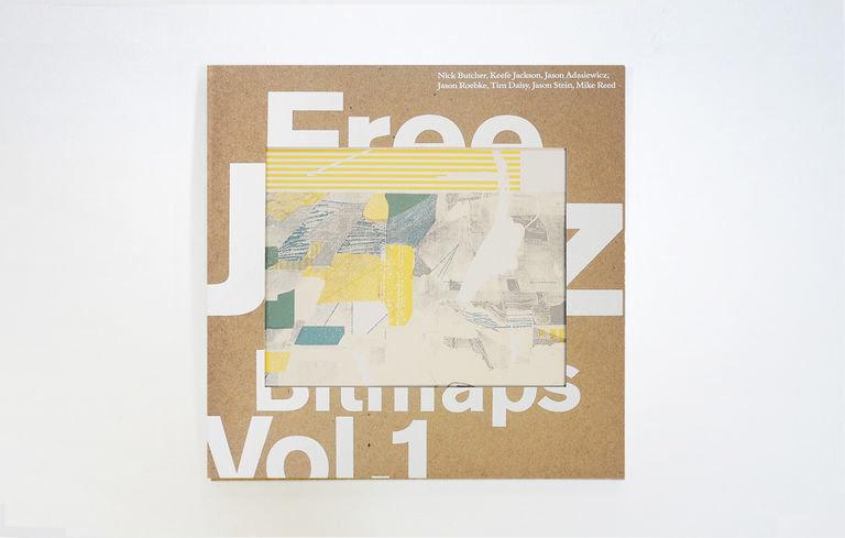 Free Jazz Bitmaps Vol. 1
