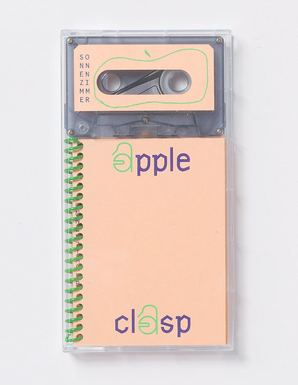 I'm Not Trying to Change Anything, I'm Just Changing: Apple Clasp