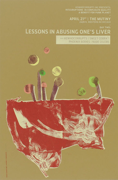 Lessons in Abusing One's Liver