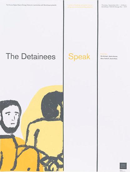The Detainees Speak