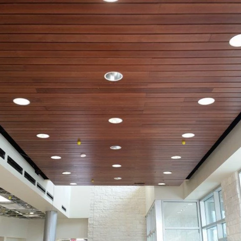 SCL Westminster Wood Ceiling