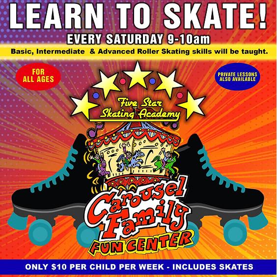 Saturday Morning Skating Class