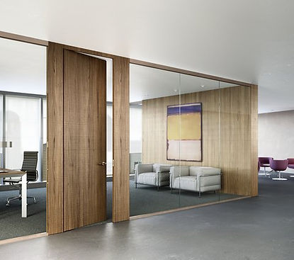 office wood doors