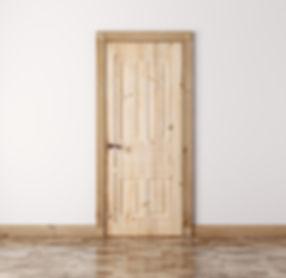 Panel Wood Door.jpg