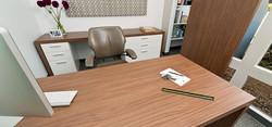 Plastic Laminate in Office