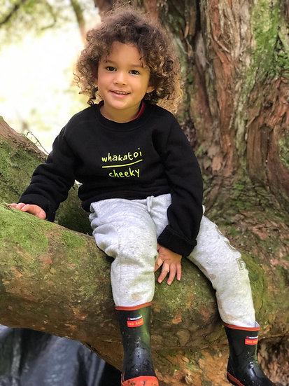 Tamariki Whakatoi Sweatshirts