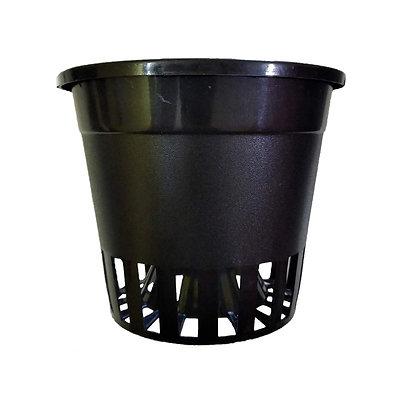 Orchid Black Pot 4.5 inch 5 pc set