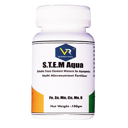 STEM Aqua, Soluble Trace Element Mixture for Aquatic Plants (100 g)