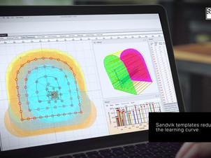 Sandvik lanza iSURE® 8.1 el software de excavación de roca subterránea
