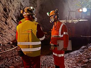 Sandvik adquirirá la empresa líder en soluciones de seguridad subterránea DSI Underground