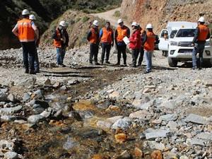 Catamarca: Desde minería destacan el monitoreo constante al proyecto Agua Rica