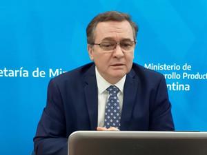 """Hensel en PDAC 2021: """"La decisión del Gobierno es desarrollar el enorme potencial geológico minero"""""""