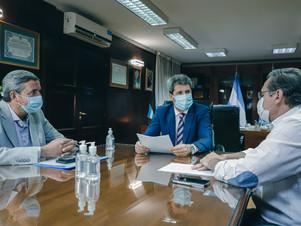 San Juan: Caleros sanjuaninos accederán a la compra de carbón de petróleo a un precio diferencial