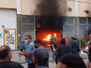 Catamarca: Fuerte repudio de entidades provinciales a los actos de violencia sucedidos en Andalgalá